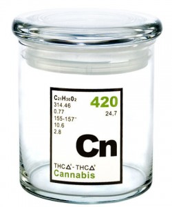 Cannabis Jar